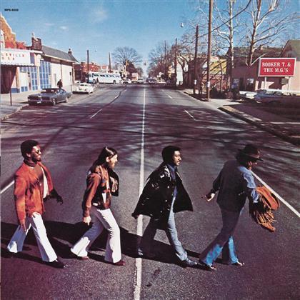 Booker T & The MG's - Mclemore Avenue - Bonustracks (Remastered)