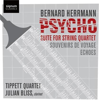 Bliss Julian/Tippett Quartet & Bernard Herrmann - Psycho