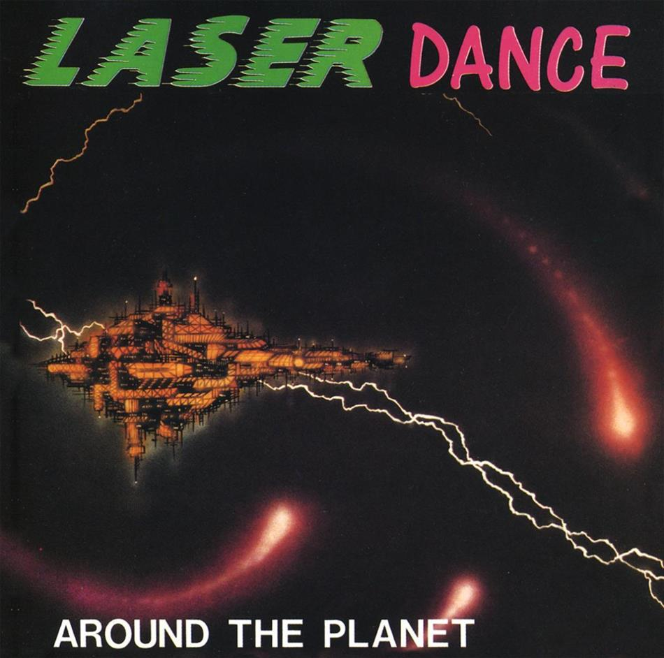 Laserdance - Around The Planet (New Version)