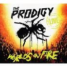 The Prodigy - Live - World's On Fire (CD + DVD)