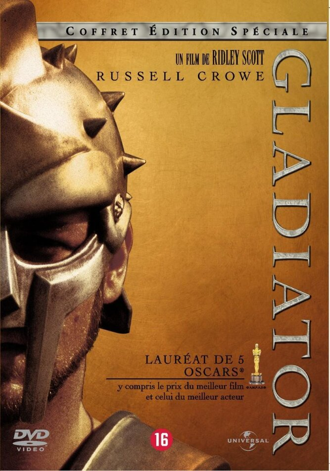 Gladiator (2000) (Extended Special Edition, 3 DVDs)