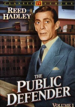 The Public Defender - Vol. 1 (s/w)