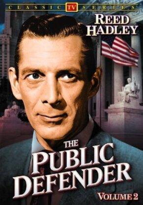 The Public Defender - Vol. 2 (s/w)