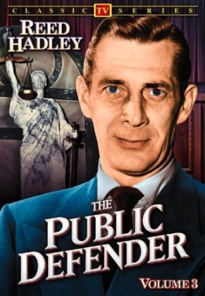 The Public Defender - Vol. 3 (s/w)