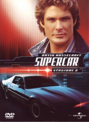 Supercar - Knight Rider - Stagione 2 (6 DVDs)