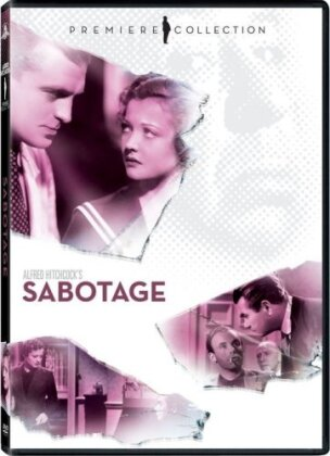 Sabotage (1936) (s/w)