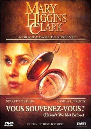 Mary Higgins Clark - Vous souvenez-vous? (2002) (Collection Mary Higgins Clark)