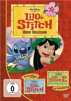 Lilo & Stitch Box - Lilo & Stitch 1 & 2 (2 DVDs)