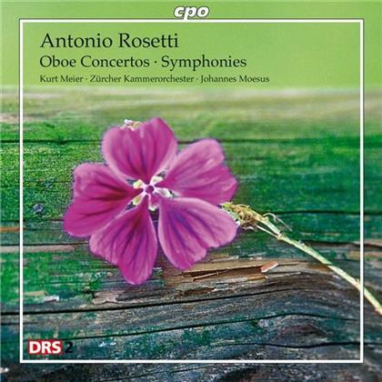 Kurt W. Meier & Francesco Antonio Rosetti (1750-1792) - Konzert Fuer Oboe C29 Kauliii