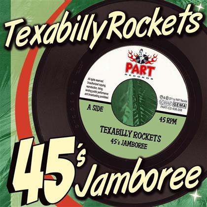 Texabilly Rockets - 45'S Jamboree