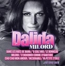 Dalida - Milord