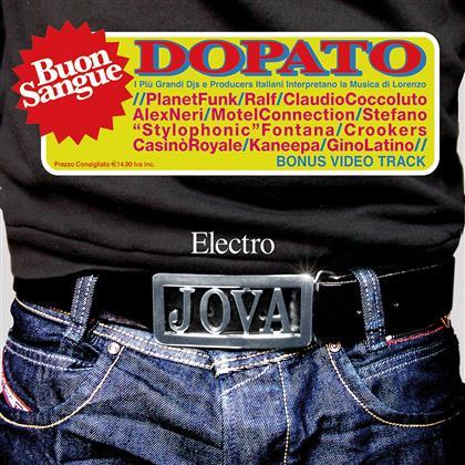 Jovanotti - Electrojova - Buon Sangue Dopato