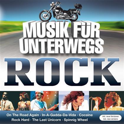 Musik Für Unterwegs-Rock (2 CDs)
