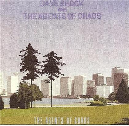 Dave Brock - Agents Of Chaos