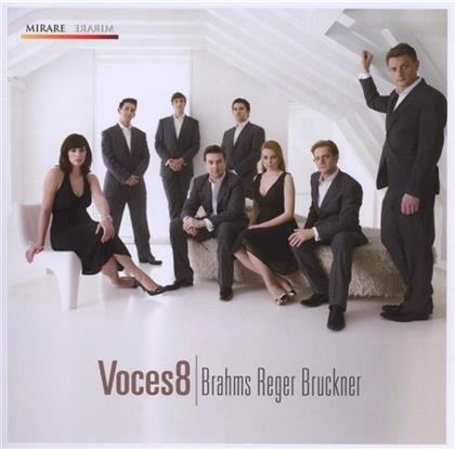 Voces 8 Vokalensemble & Johannes Brahms (1833-1897) - Voces 8 Vokalensemble