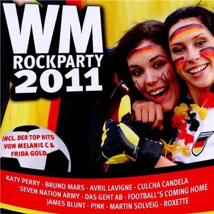 Wm Rockparty 2011 (2 CDs)