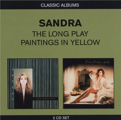 Sandra - Classic Albums - Long Play/Paintings (2 CDs)