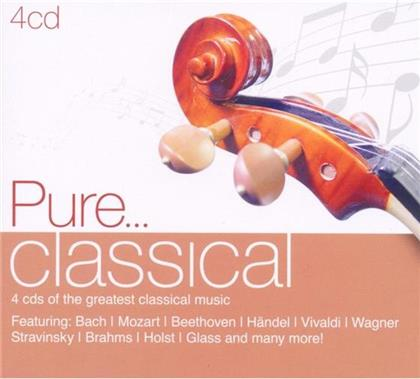 --- - Pure... Classical (4 CDs)