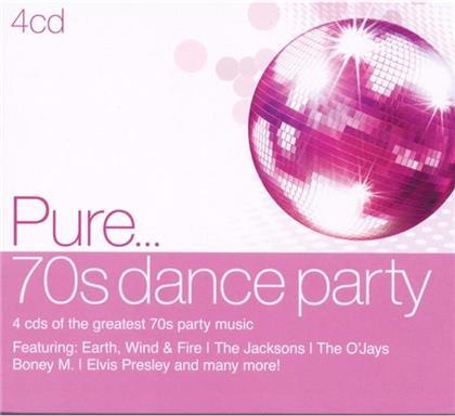 Pure... 70'S Dance Party (4 CDs)