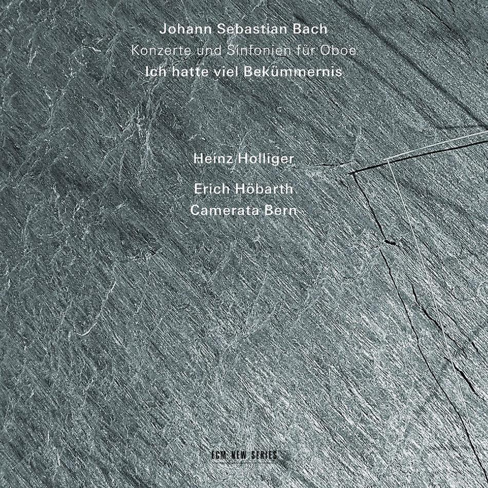 Holliger Heinz / Camerata Bern & Johann Sebastian Bach (1685-1750) - Ich Hatte Viel Bekümmernis