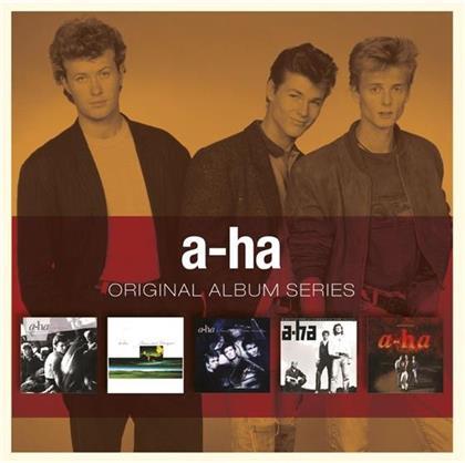 A-Ha - Original Album Series (5 CDs)