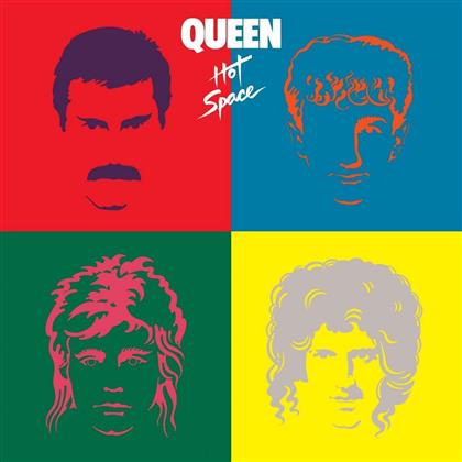 Queen - Hot Space (Remastered)