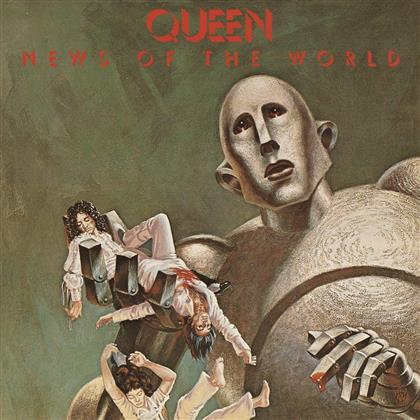 Queen - News Of The World (Remastered)