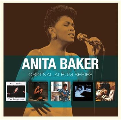 Anita Baker - Original Album Series (5 CDs)