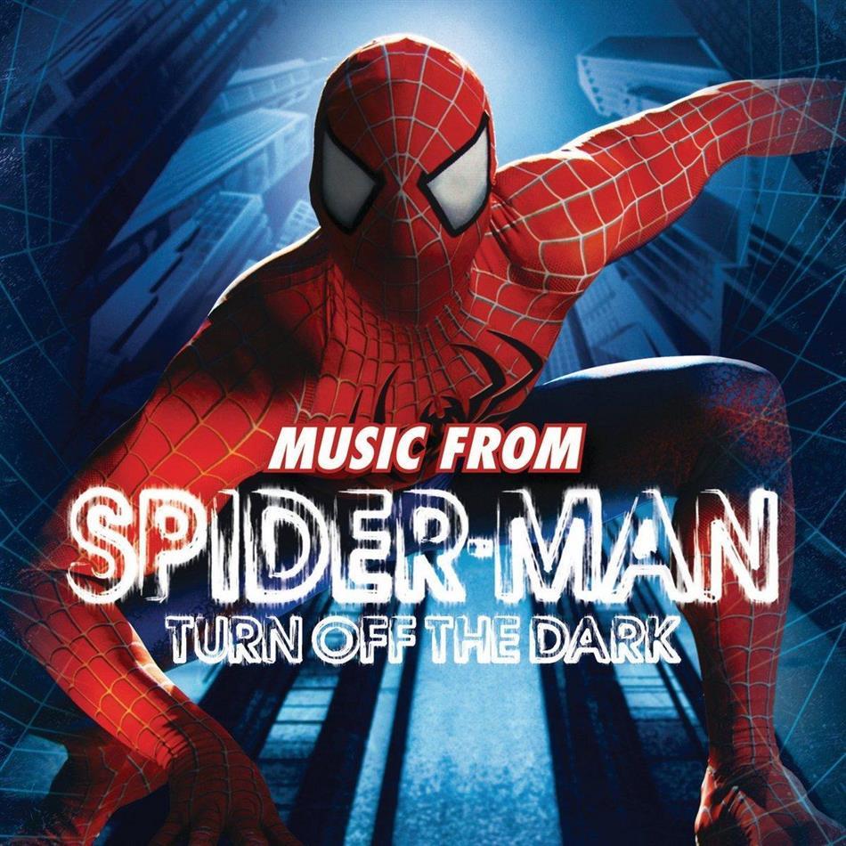 Bono (U2) & The Edge - Spider-Man - OST