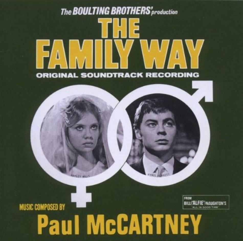 Paul McCartney - Family Way - OST (Neuauflage, CD)
