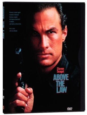 Above the law / Hard to kill - (Action Double Feature)