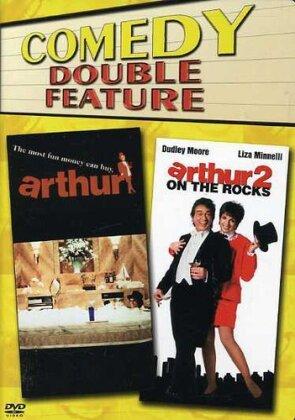 Arthur 1 & 2 (2 DVD)