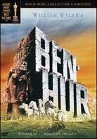 Ben Hur (1959) (Collector's Edition, 4 DVDs)