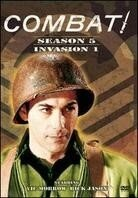 Combat - Season 5 - Invasion 1 (s/w, 4 DVDs)