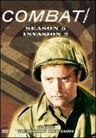 Combat - Season 5 - Invasion 2 (s/w, 4 DVDs)