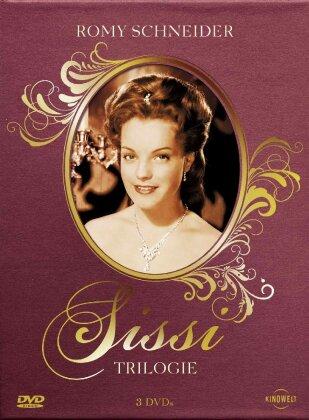 Sissi Trilogie (3 DVD)