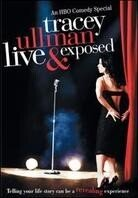 Ullman Tracey - Live & exposed