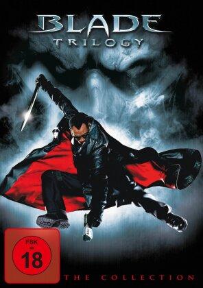 Blade Trilogy (3 DVDs)
