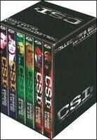 CSI - Stagione 1-3 (Box, Collector's Edition, 18 DVDs)