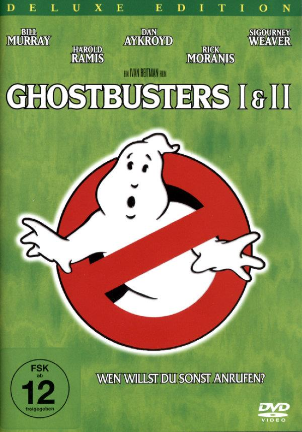 Ghostbusters 1 & 2 (Deluxe Edition)