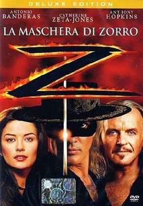 La maschera di Zorro (1998) (Deluxe Edition)