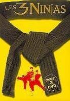 Les 3 Ninjas 1-3 (Box, 3 DVDs)