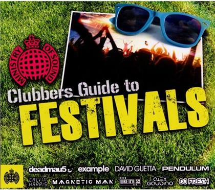 Ministry Of Sound - Clubbers Guide To Festivals (3 CDs)