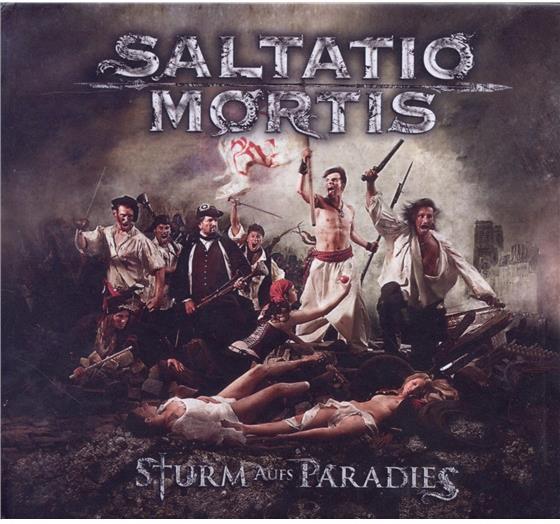 Saltatio Mortis - Sturm Aufs Paradies (2 CDs)