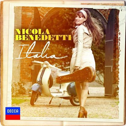 Nicola Benedetti & Vivaldi / Tartini / Veracini - Italia