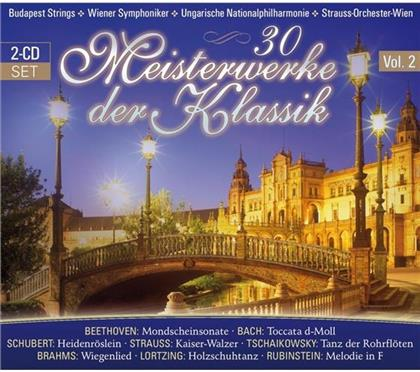 --- & --- - 30 Meisterwerke Der Klassik (2 CDs)