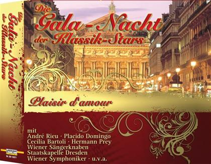--- - Gala - Nacht Der Klassik-Stars (2 CDs)