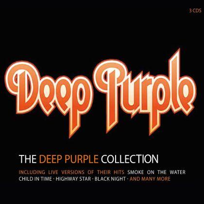 Deep Purple - Collection (3 CDs)