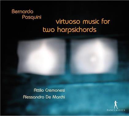 Attilio Cremonesi & Bernardo Pasquini - Sonate Fuer 2 Cembali Nr1-Nr14