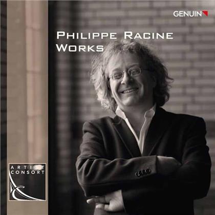 Hirsch Peter/ Collegium Novum Zürich & Philippe Racine - Works (2 CDs)